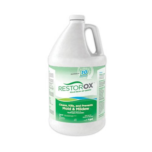 Diversey Restorox One Step Disinfectant Cleaner, Gallon, 4 Bottles