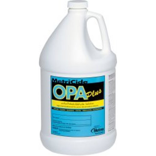 MetriCide™ OPA Plus OPA High-Level Disinfectant, Mild Scent, 4/CS