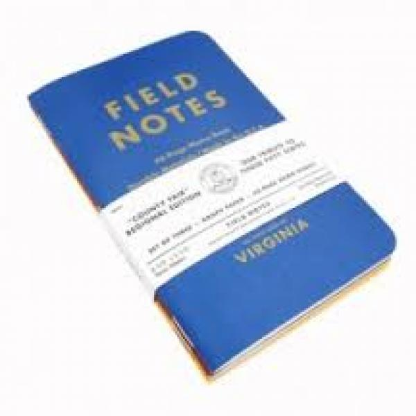 Field Notes County Fair Virginia Cover
