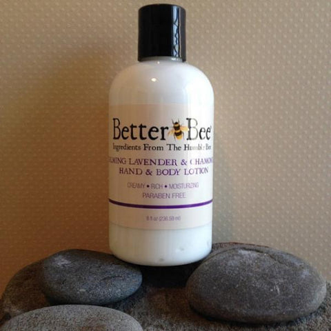 Calming Lavender & Chamomile Lotion