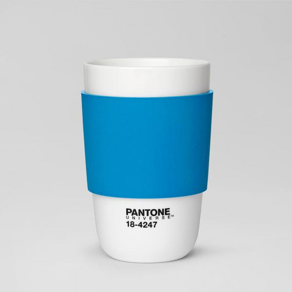 Pantone Brilliant Blue Cup 18-1427