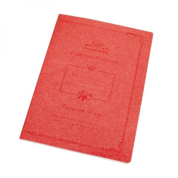 Baroque Journal Wine Red