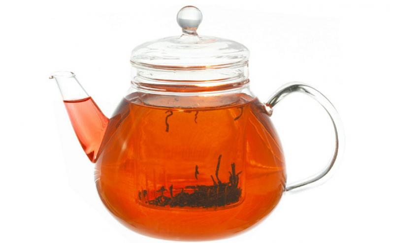 Glasgow Glass Teapot