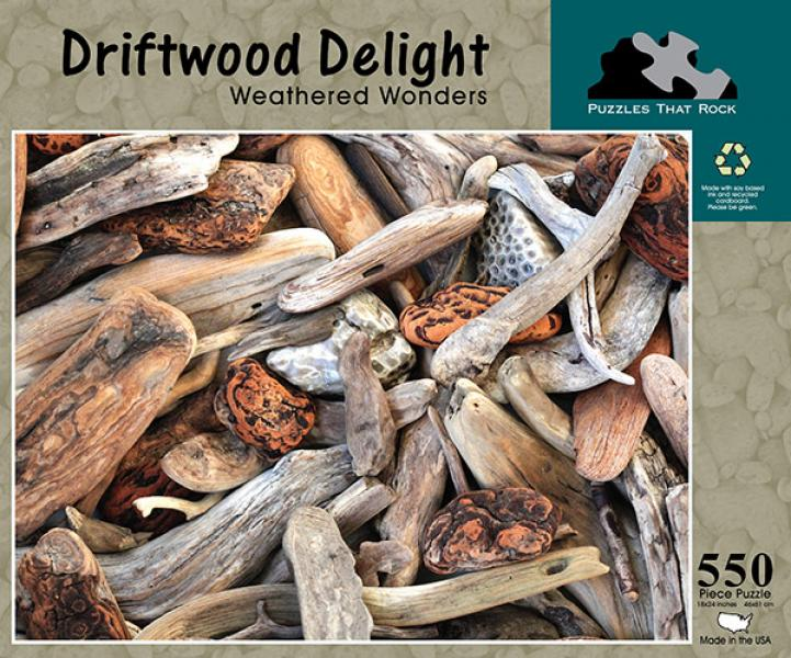 Driftwood Puzzle