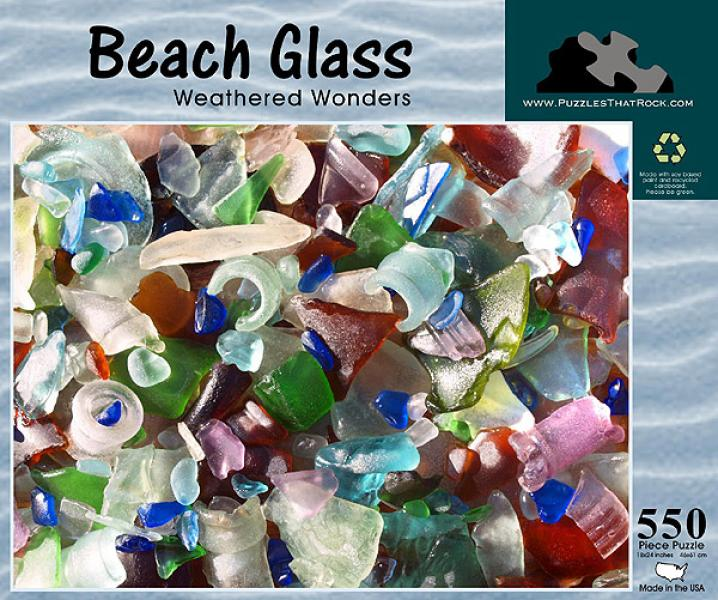 Beach Glass Puzzle