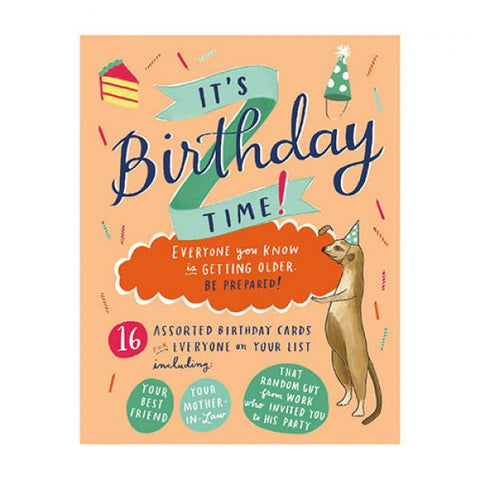 It's Birthday Time Boxed Set