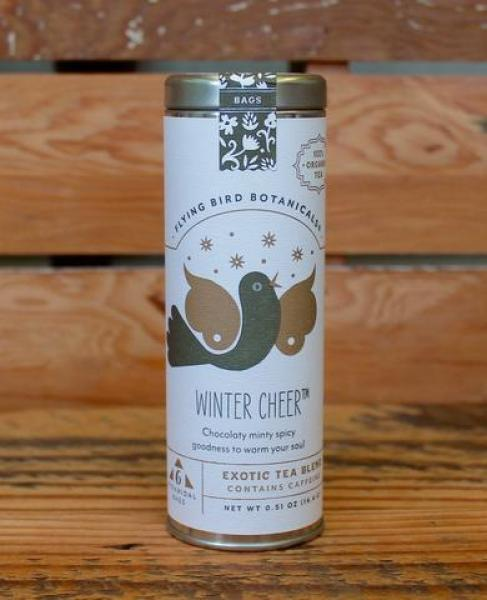 Flying Bird Botanicals Winter Cheer Tea