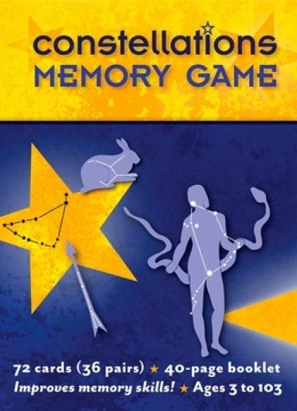 Constellation Memory Game