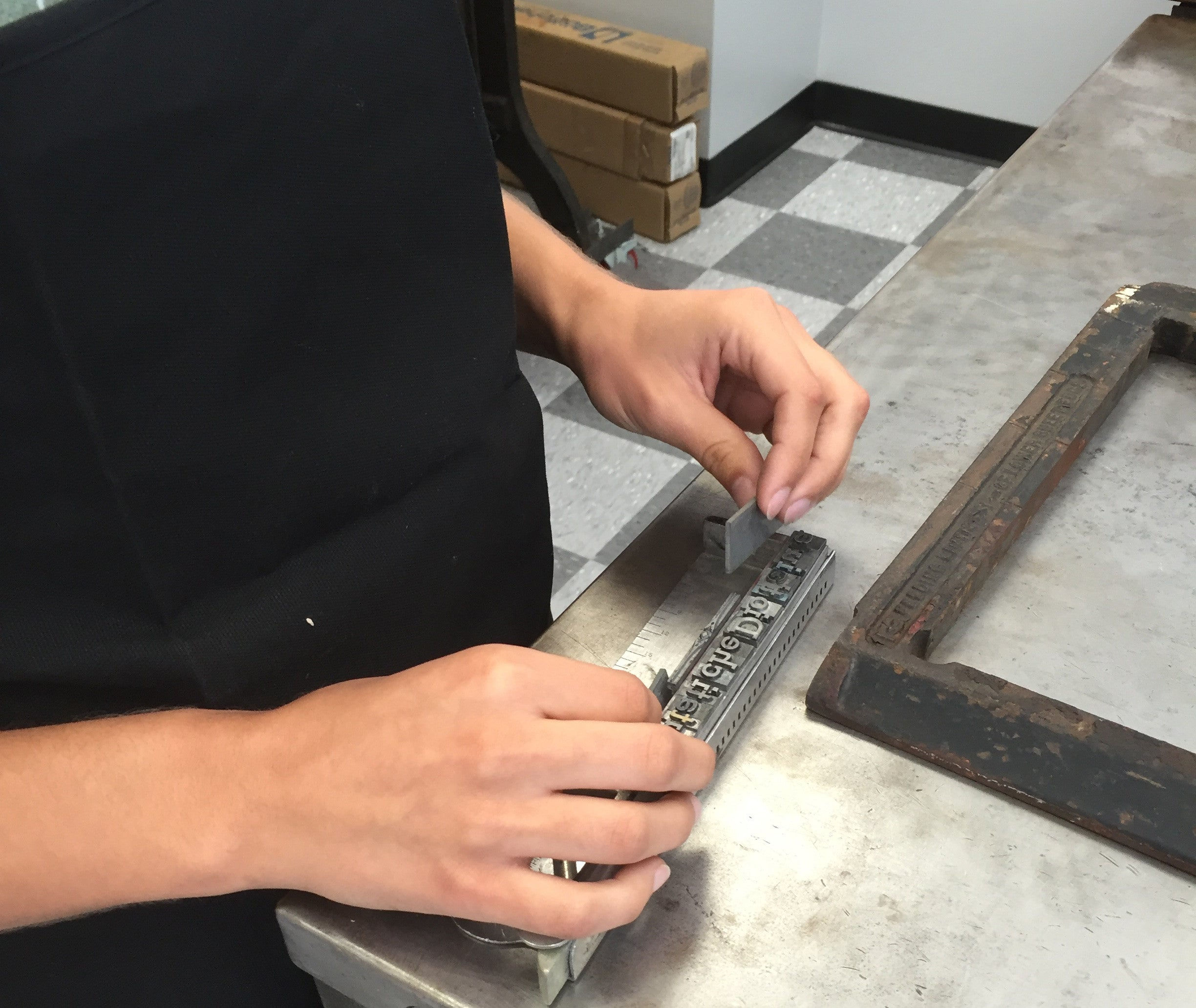 Letterpress Workshops
