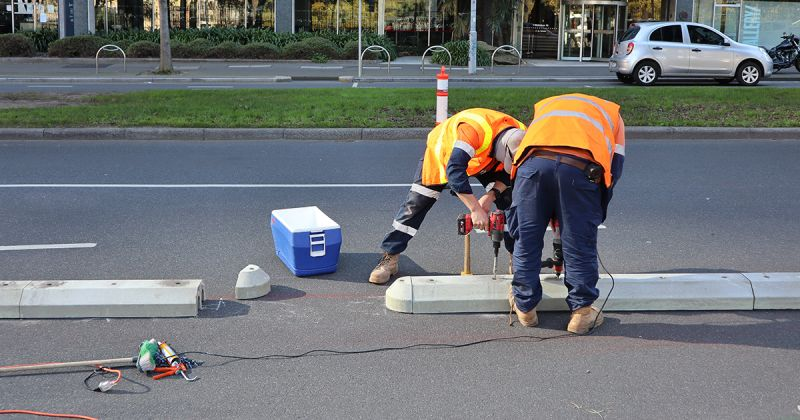 NEWS (26 Oct): Works commence on Exhibition Street bike lanes