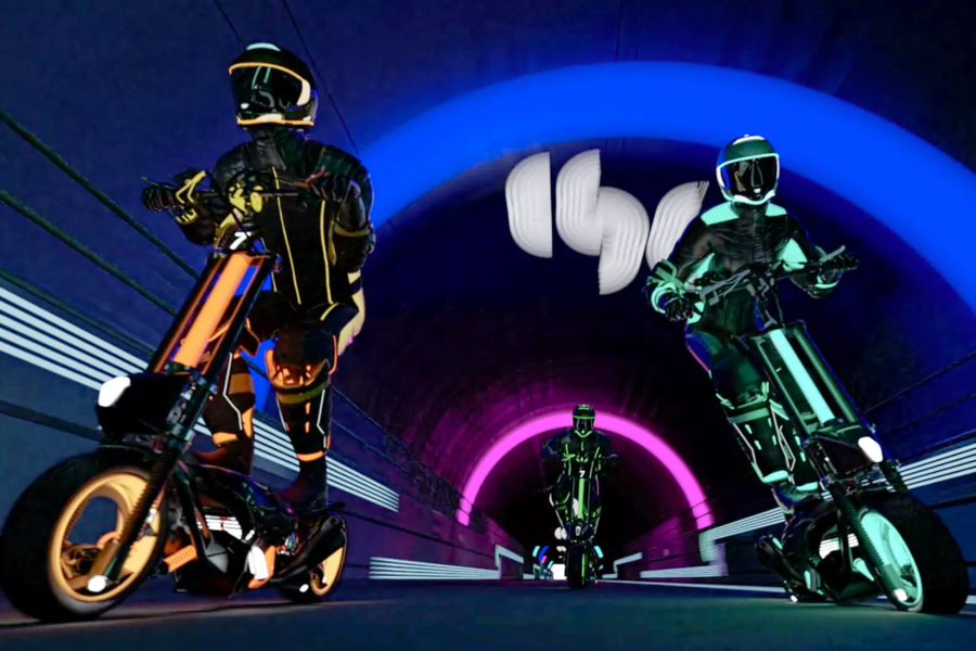 100km/h Standing Electric Scooter Championship to kick-off in 2021