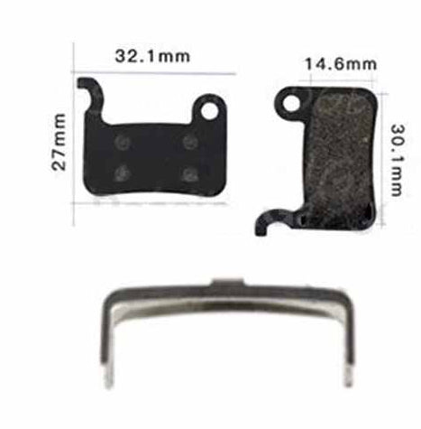 Brake Pad XTech Replacement for EMOVE Cruiser Electric Scooter