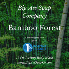 Load image into Gallery viewer, Bamboo Forest Body Wash