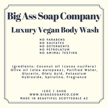 Load image into Gallery viewer, Green Goddess Body Wash