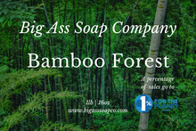 Load image into Gallery viewer, Bamboo Forest Bar Soap