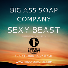 Load image into Gallery viewer, Sexy Beast Body Wash
