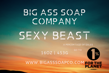 Load image into Gallery viewer, Sexy Beast Bar Soap