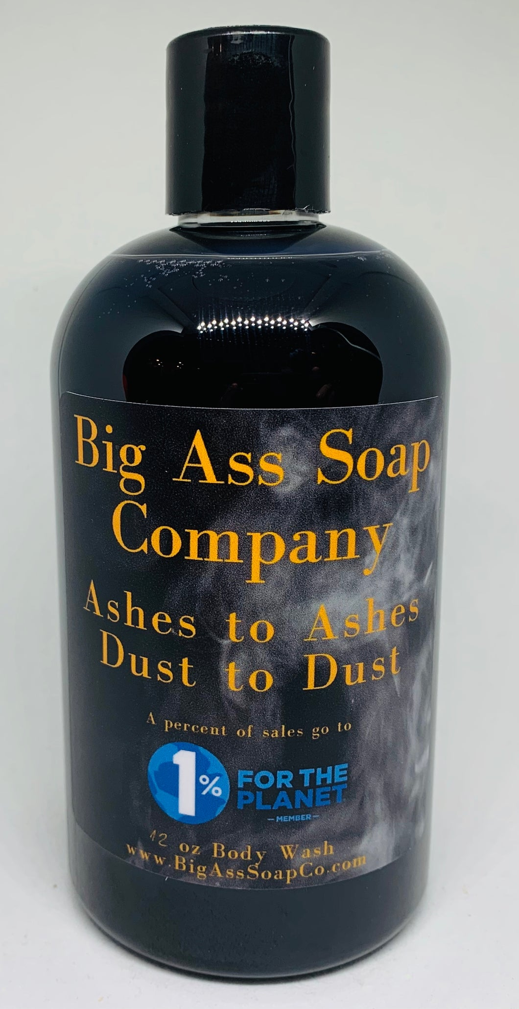 Ashes to Ashes, Dust to Dust Body Wash