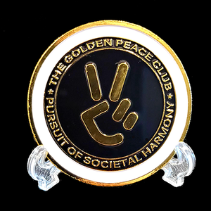 The Golden Peace Club Coin Kit