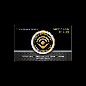 The Golden Club Gift Card