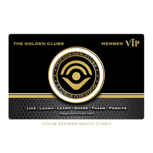 Load image into Gallery viewer, The Golden Lucky Club Coin Kit - Coming Soon.  Please Join Our List for Updates.