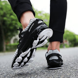 New Men's Running Shoes Comfortable Sports Shoes Men Athletic Outdoor Cushioning Sneakers for Walking&Jogging (EUR Size 39-48)
