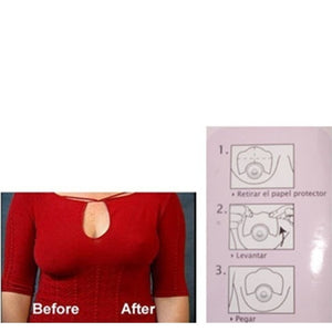 The Newest 30 PCS Instant Breast Lift Bra Invisible Tape Push Up Boob Uplift Shape Enhancers