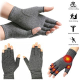 Arthritis Gloves Touch Screen Gloves Anti Arthritis Therapy Compression Gloves and Ache Pain Joint Relief Promote Circulation HIS
