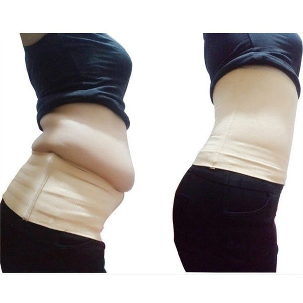 Belly Recovery Band After Baby Tummy Tuck Belt Slim Body Shaper