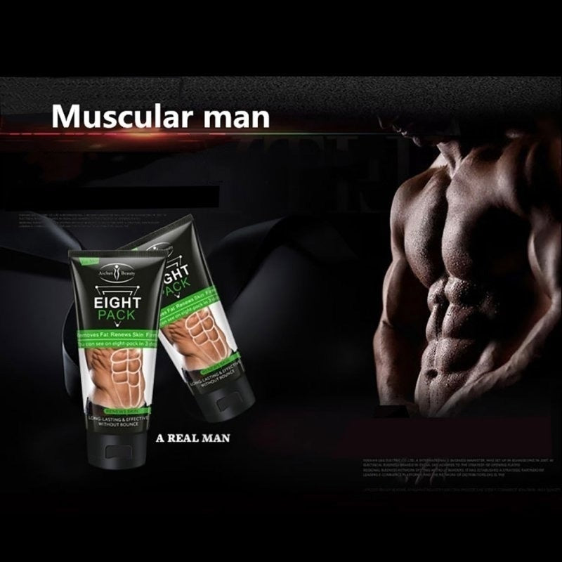 Powerful Abdominal Muscle Stronger Cream Anti Cellulite Fat Burning Slimming Gel Effective Belly Tighten Weight Loss Product