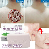 1PC Goat Milk Soap Bath & Shower Handmade Soap Body Skin Whitening Soap for Body Face Soap 40g