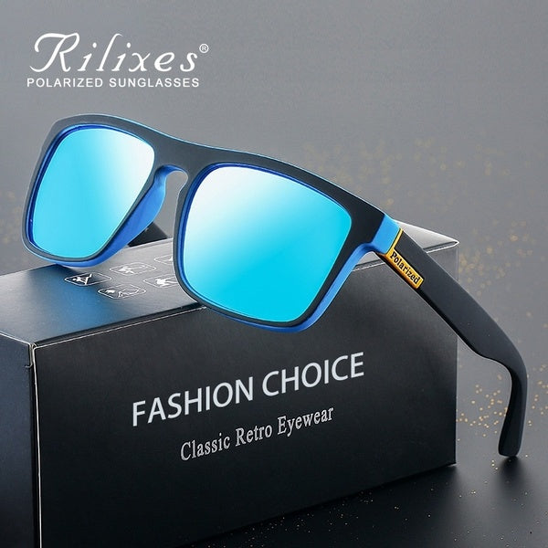 2019 Polarized Sunglasses Men's Aviation Driving Shades Male Sun Glasses For Men Retro Cheap Luxury Women Brand Designer Gafas NO BOX