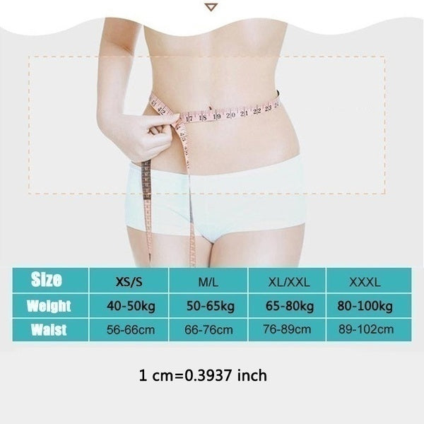 Fashion Seamless High Waist Underpants Lose Weight Bodysuit Slimming Ladies 2019