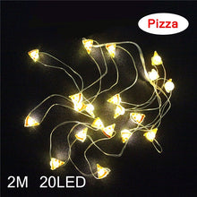 Load image into Gallery viewer, 2M 20 LED String Light for Hawaiian Party Baby Shower Wedding Decoration Lights