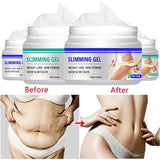 Fat Burner Slimming Cream Massage Hot Anti-Cellulite Cream , Massage Gel - Body Shaping Firming - Weight Loss