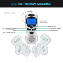 Load image into Gallery viewer, 1 Set Digital Therapy Massager Full Body Electric Machine Muscle Train Relax