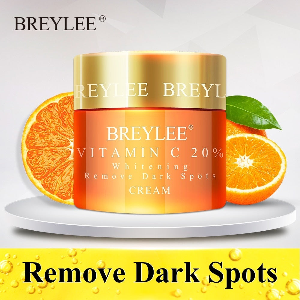 Whitening Facial Cream Repair Fade Freckles Remove Dark Spots Melanin Remover Brightening Face Care