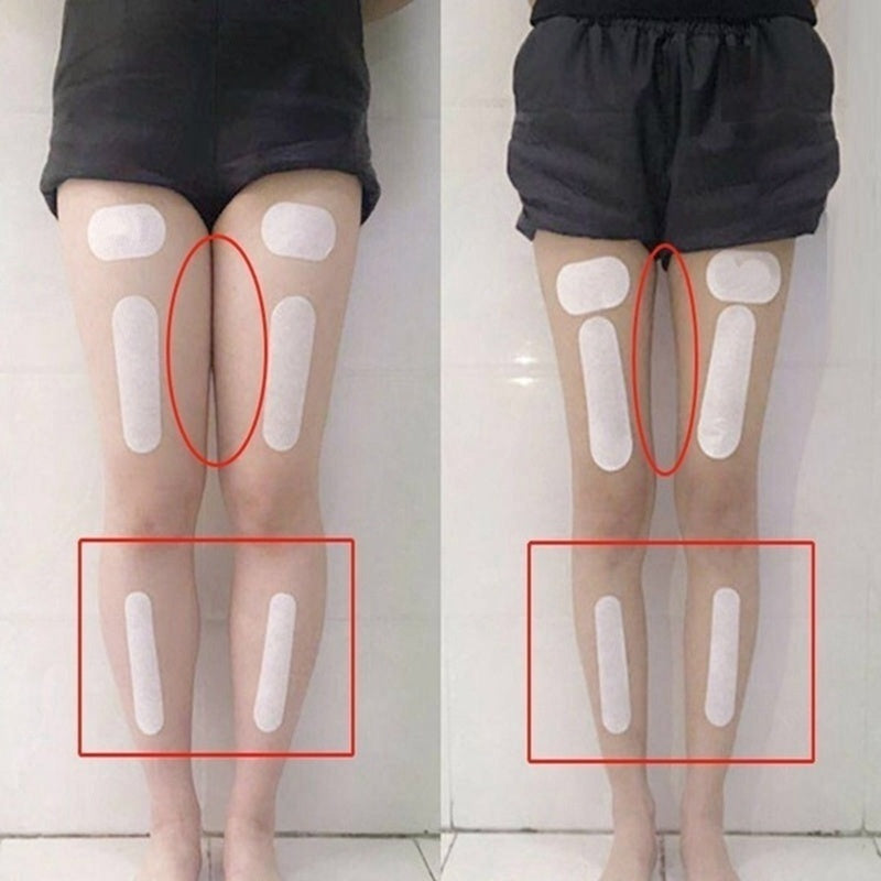 12/24/36Pcs Unisex Natural Health Professional Thigh Abdominal And Arm Fat Burning Sticker