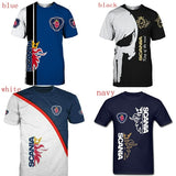 2019 New Details about SCANIA Truck Fun Hobby Kleidung summer Short Sleeve Top Tee