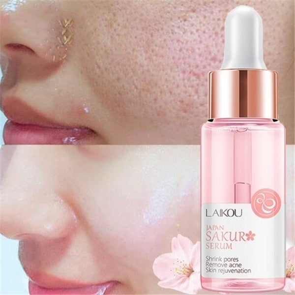 15ML Hyaluronic Acid Deep Blackhead Softener Blackhead Liquid Nose Black Head Remover Acne Treatment Deep Cleansing Skin Care