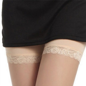 2019 New Women Soft Cotton Seamless Safety Short Pants Summer Under Skirt Breathable Short Tights  1PCS