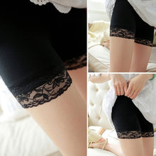 Load image into Gallery viewer, 2019 New Women Soft Cotton Seamless Safety Short Pants Summer Under Skirt Breathable Short Tights  1PCS