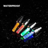 Fashion Mountain Bike Hot wheels Stick Shape LED Cycling Wheel Lamp Bike Accessories Tire Lamp Bicycle Valve Lights Decorative Light