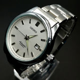 2019 New Fashion Men Full Stainless Steel Watch Automatic Mechanical Watches Business Wristwatch