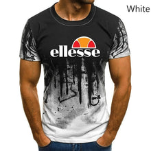 Load image into Gallery viewer, New Mens Ellesse Logo Printed  Splash Ink Graphic  T-shirt