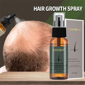 30ML Hair Care Hair Growth Essential Oil Hair Loss Liquid Care Beauty Hair Growth Spray for Men Women