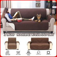 Load image into Gallery viewer, Pets Sofa Cover Washable Removable Couch Covers Anti-Skid Couch Cover Sofa Cushion Protective Cover
