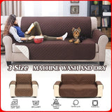 Pets Sofa Cover Washable Removable Couch Covers Anti-Skid Couch Cover Sofa Cushion Protective Cover