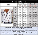 Plus Size XS-5XL Women Summer Casual Feather Print Shirts Short Sleeve V-neck Blouse Tops
