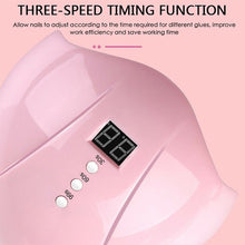 Load image into Gallery viewer, 36W Nail Dryer lamp nail phototherapy machine smart UV LED quick-drying induction nail lamp